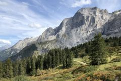 Grosse Scheidegg Engelhörner